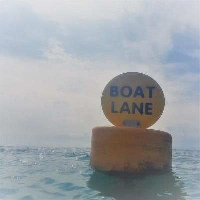 Boat lane